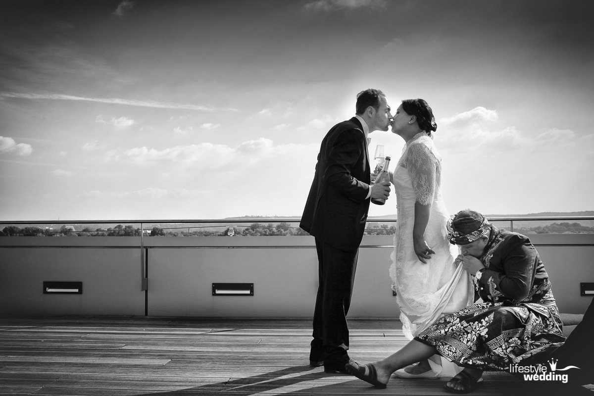 Hochzeitsfotograf in Bonn im Kameha Grand Bonn - Alexander Arenz - Lifestylewedding