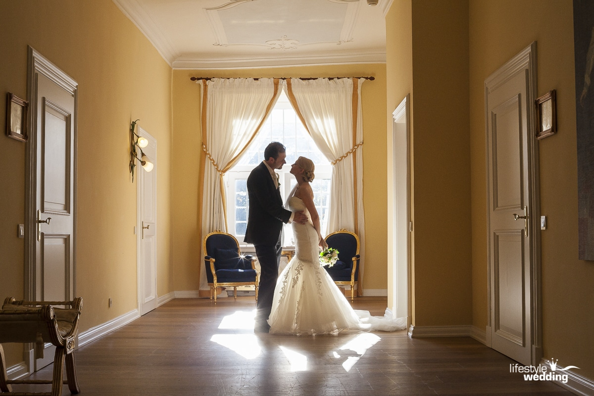 Sportschloss Velen Hochzeit Hochzeitsfotograf Alexander Arenz - Lifestylewedding