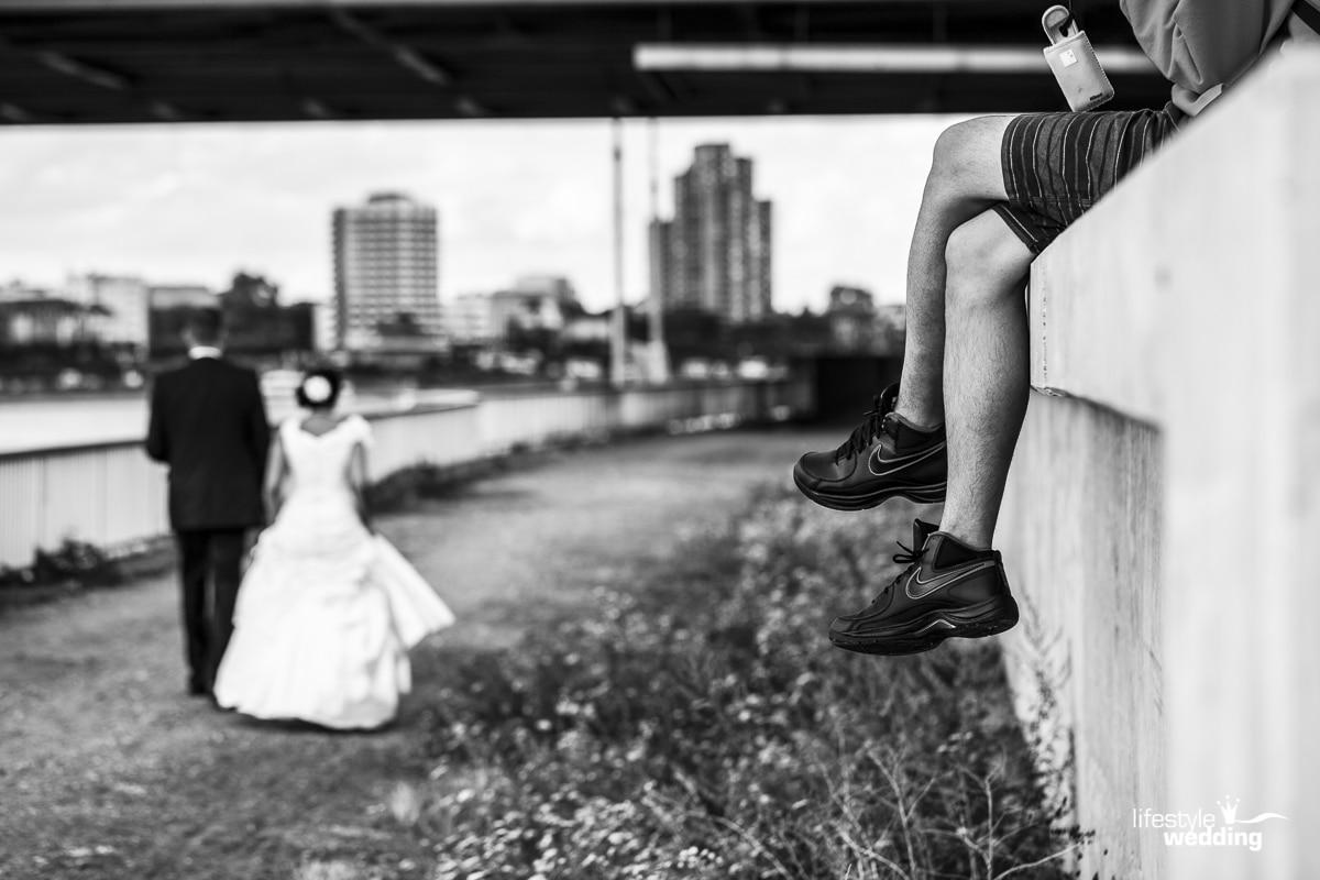 Hochzeitsfotograf Köln - KölnSky