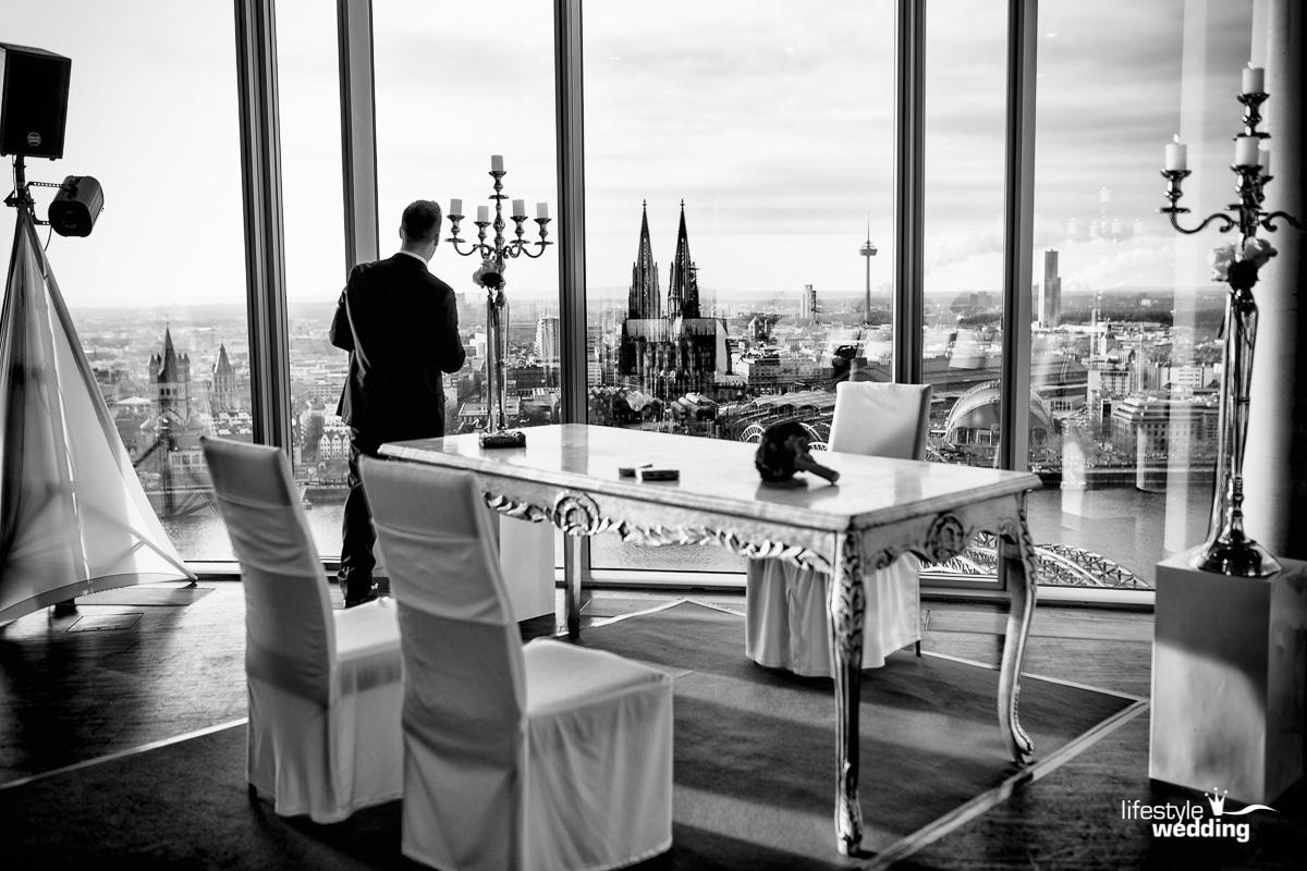 Hochzeitsfotograf KölnSky - Köln Sky