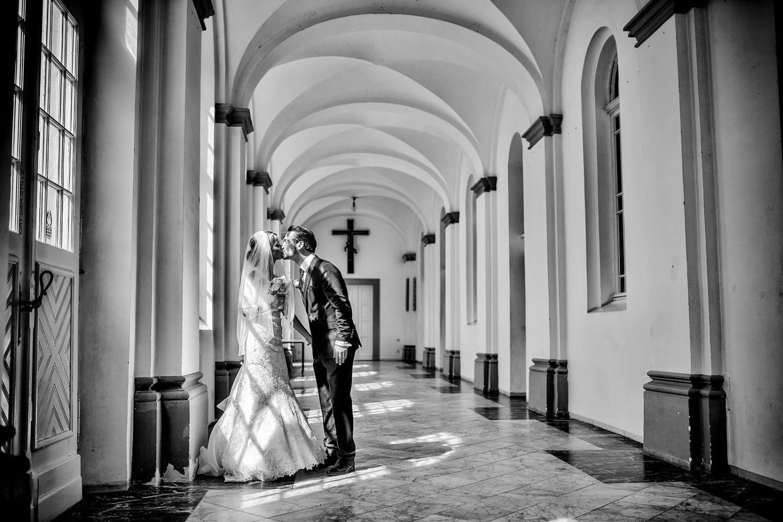 Hochzeitsfotos Kloster Dormagen
