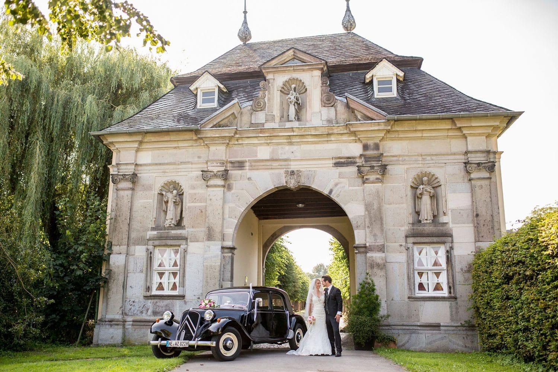 Fotograf Hochzeit Kloster Knechtsteden
