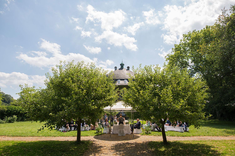 Schloss Eicherhof Leichlingen Schlossgarten