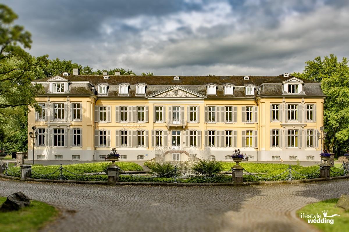 Schloss Morsbroich Hochzeitsfotograf Leverkusen