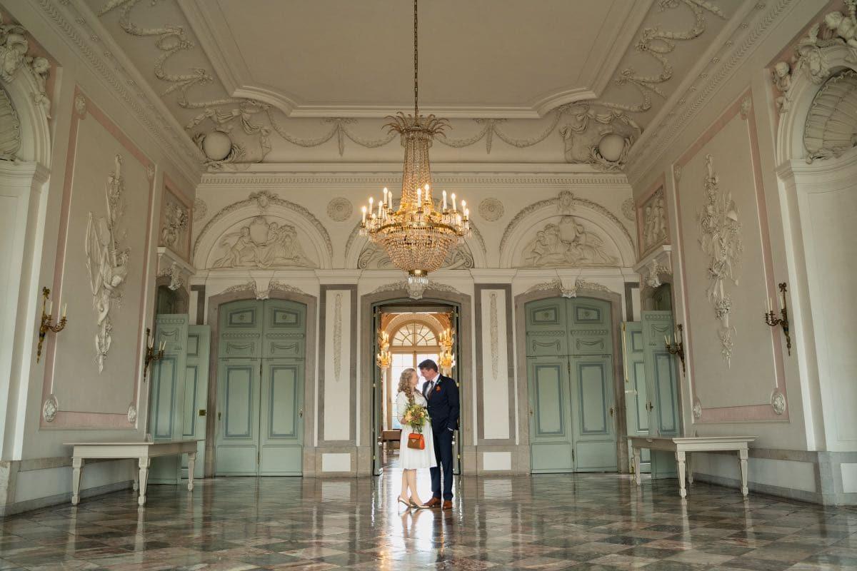 Standesamt Dusseldorf Benrath Hochzeit Premium